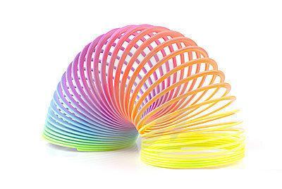 История пружинки Слинки (Slinky) - Лаборатория Игр